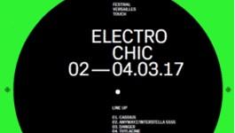 Festival Electro Chic à Versailles