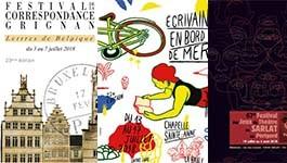 Les Festivals littéraires de l'été