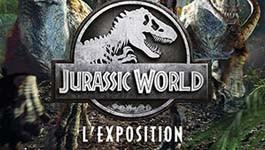 Parasaurolophus et T. rex à la Cité du cinéma