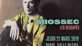 Miossec à la Salle Pleyel