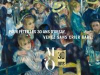 Week-end spécial 30 ans du musée d'Orsay