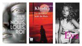 Les romans français de la rentrée littéraire 2015