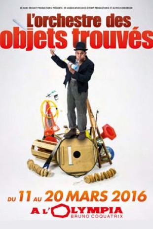 L' Orchestre des Objets Trouvés
