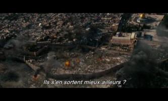 « World War Z », de Marc Forseter, avec Brad Pitt. Bande-annonce VOSTFR. En salles le 3 juillet 2013.