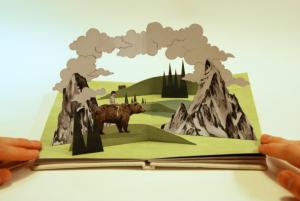 À Noël, le livre s'anime: hip hip hip pop-ups
