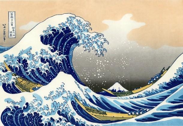 Cinq choses à savoir sur l'exposition Hokusai