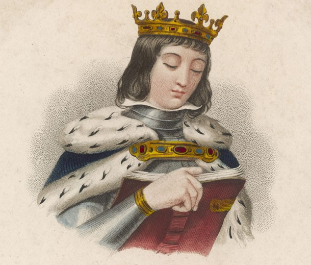 Saint Louis, un roi bâtisseur