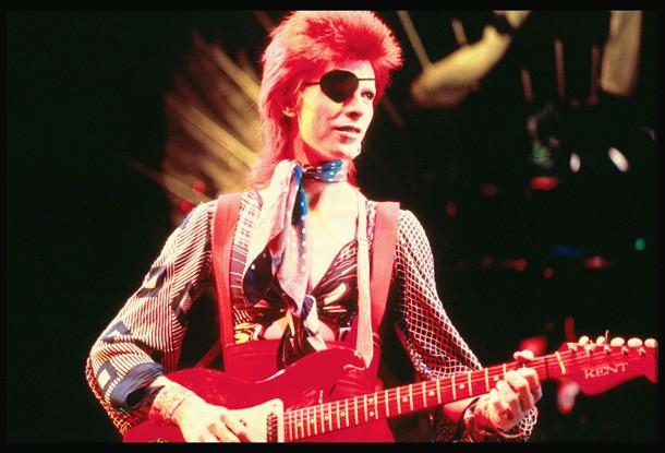Expo David Bowie : quand le chanteur fait son cinéma