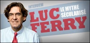 INTERVIEW DE LUC FERRY