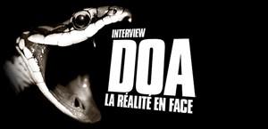 INTERVIEW DE DOA
