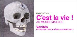 EXPOSITION C'EST LA VIE ! AU MUSEE MAILLOL