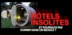 HOTELS INSOLITES
