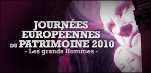 L'HOMME AU COEUR DES JOURNEES EUROPEENNES DU PATRIMOINE