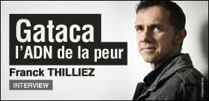 INTERVIEW FRANCK THILLIEZ