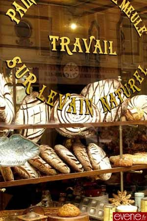 Le Guide des boulangeries de Paris