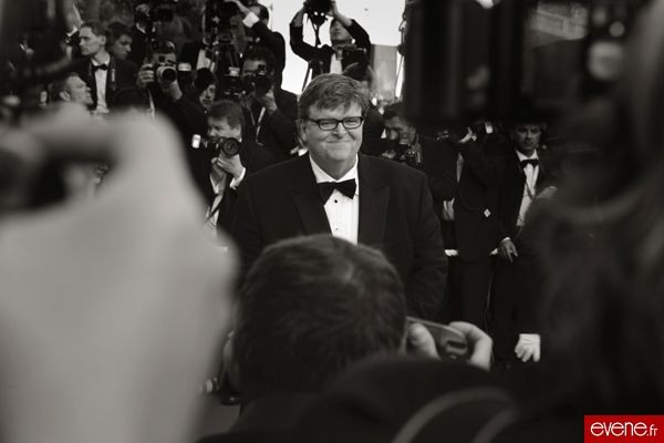 Michael Moore - Cannes 2007