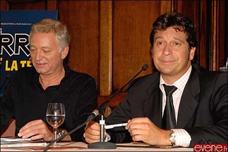 Laurent Boyer, Laurent Gerra