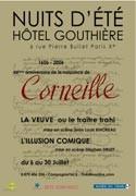 Nuits d'été Hôtel Gouthière