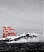Festival d'automne à Paris 2007