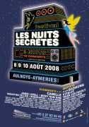 Les Nuits secrètes 2008