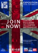 Join now ! L'entrée en guerre de l'empire britannique
