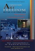 EXPOSITION ART FREEDOM L'expression de la Diversité des Arts