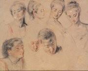 De Watteau à Degas