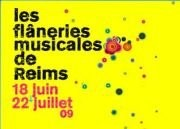 Flneries musicales de Reims 2009