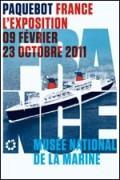 Paquebot France l'exposition