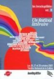 Festival littéraire des Inrockuptibles