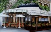 Cafés littéraires à Saint-Germain