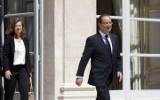 Hollande, star de la rentre littraire 
