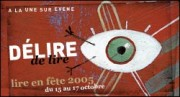 LIRE EN FETE 2005