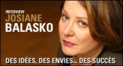 INTERVIEW DE JOSIANE BALASKO
