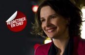 Juliette Binoche : « Dans 'Elles', je ne voulais rien cacher à la caméra »
