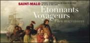 FESTIVAL ETONNANTS VOYAGEURS DE SAINT-MALO