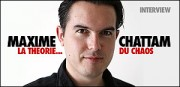 INTERVIEW DE MAXIME CHATTAM