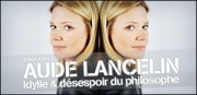 INTERVIEW D'AUDE LANCELIN