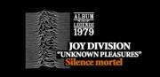 JOY DIVISION, ALBUM 'UNKNOWN PLEASURES', 1979