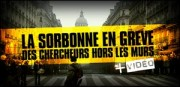 LA SORBONNE EN GREVE