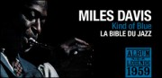 MILES DAVIS, ALBUM 'KIND OF BLUE', 1959