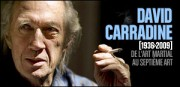 HOMMAGE A DAVID CARRADINE