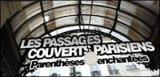 LES PASSAGES COUVERTS PARISIENS