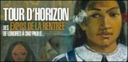 TOUR D'HORIZON DES EXPOS DE LA RENTRÉE