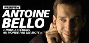 INTERVIEW D'ANTOINE BELLO