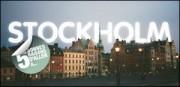 5 BONNES RAISONS D'ALLER À STOCKHOLM