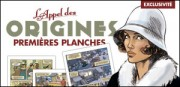 LES PREMIRES PLANCHES DE L&#039;APPEL DES ORIGINES