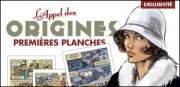LES PREMIÈRES PLANCHES DE L'APPEL DES ORIGINES