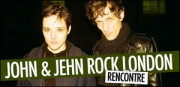JOHN &amp; JEHN ROCK LONDON