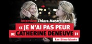 INTERVIEW CHIARA MASTROIANNI